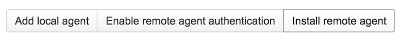 Bamboo Install Remote Agent